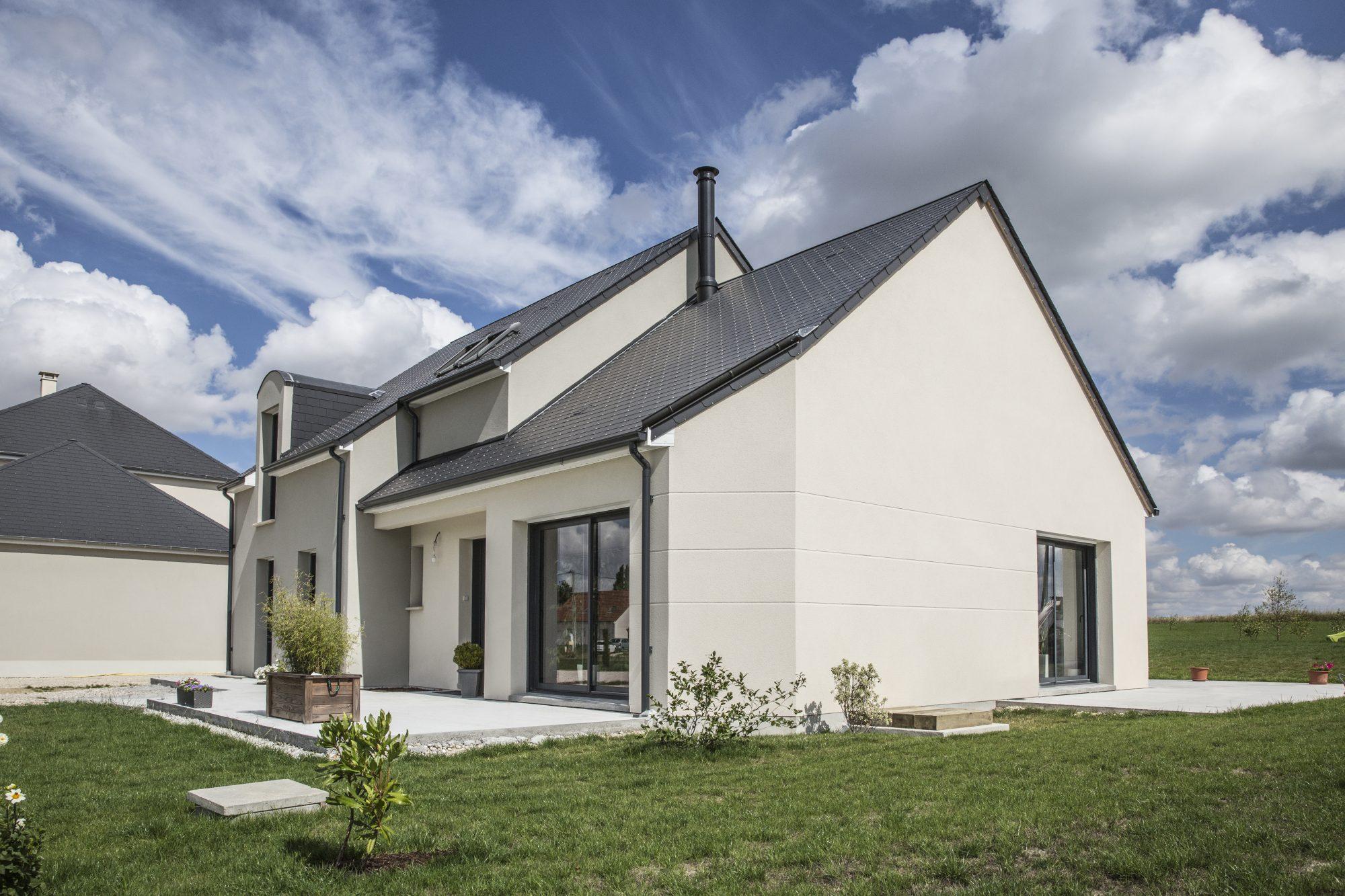 maisons ericlor constructeur agr maisons de qualit. Black Bedroom Furniture Sets. Home Design Ideas