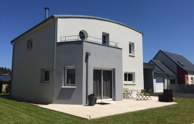 Maison contemporaine – TECO