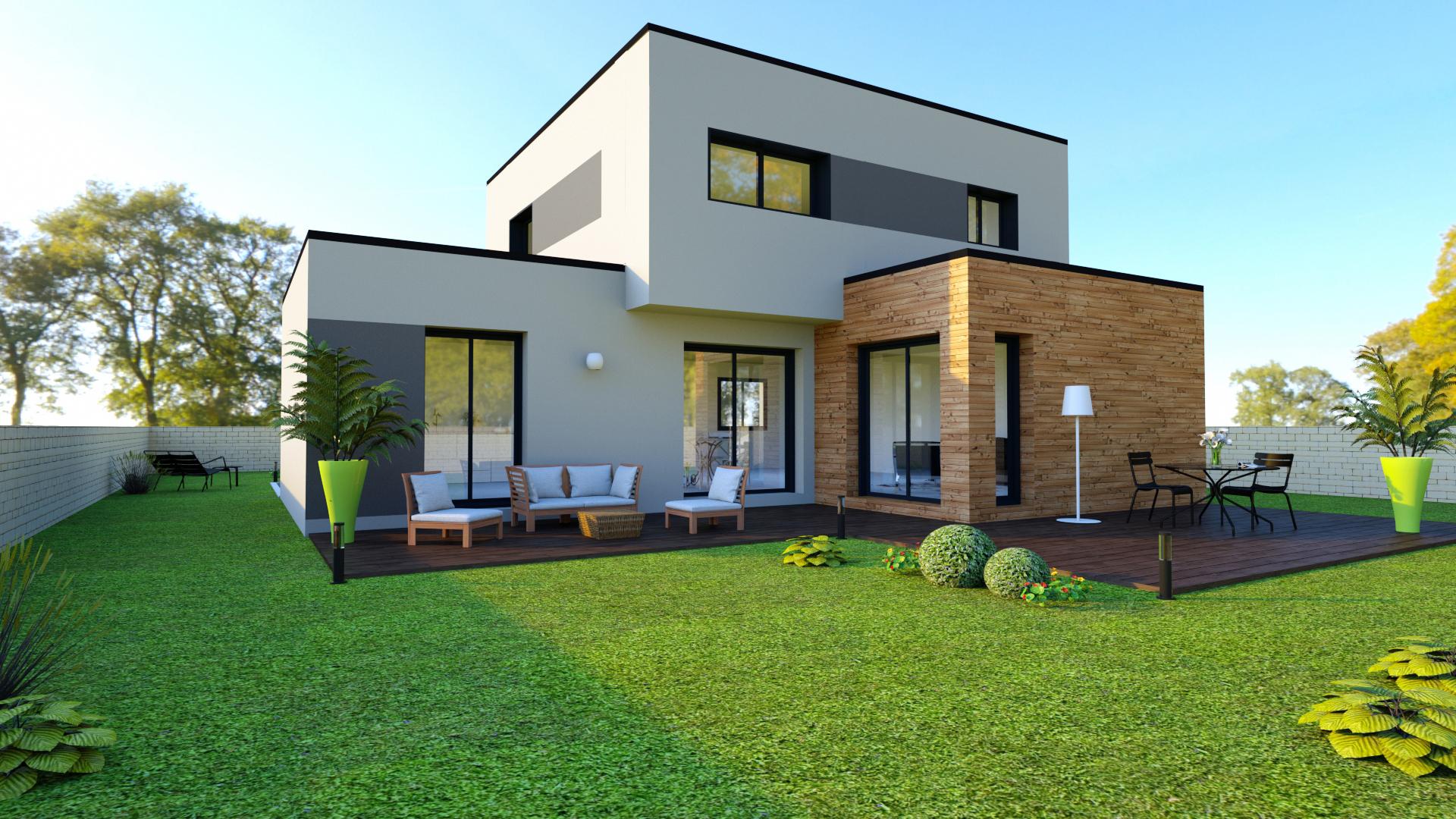 Delta entreprise constructeur agr maisons de qualit for Constructeur de maison 13