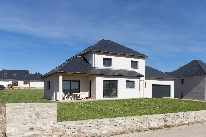 Maisons dom o constructeur agr maisons de qualit for Constructeur de maison 54