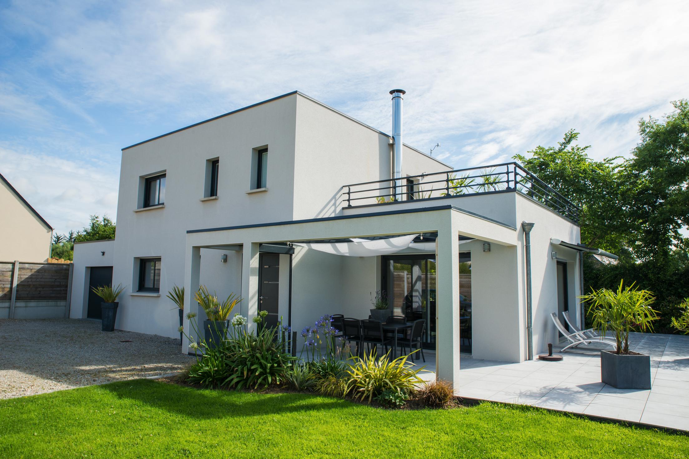 Les maisons delacour constructeur agr maisons de qualit for Constructeur de maison 70