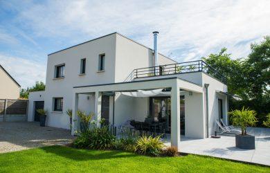 Maison traditionnelle – Les Maisons Delacour