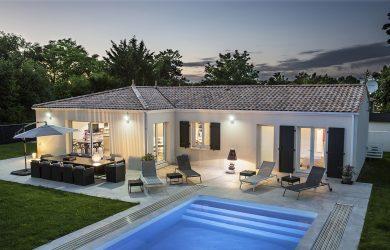 Maison (113 m²) sur La Tremblade