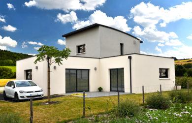 Maison contemporaine – MTC