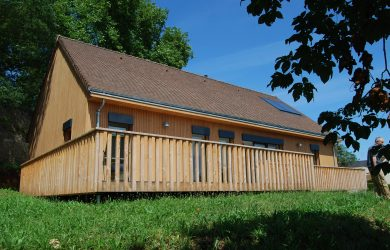 Maison bois – Nature et Logis