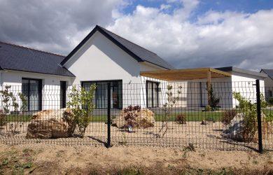 Maison plein pied PLOUHINEC – Les Constructions du Belon