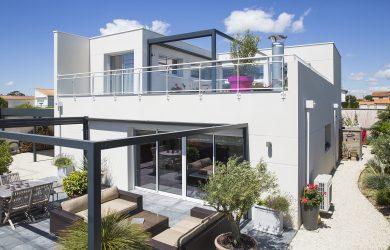Maison contemporaine (125 m²)