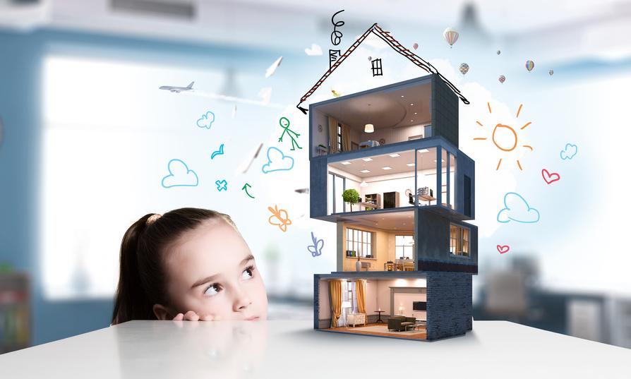 Pour une maison adaptée à la famille
