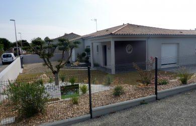 Maison de plain-pied MATHA (16) – AREVA Constructions