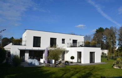 Maison traditionnelle – Mortier Constructions