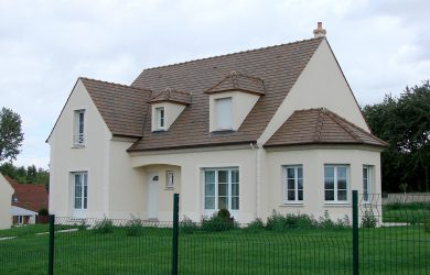 Maison traditionnelle – Standing Constructions