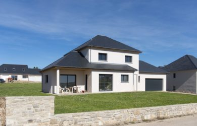 Maison traditionnelle – CTA Constructions