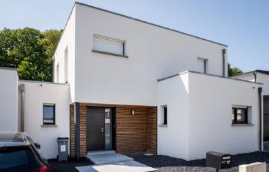 Maison contemporaine – Maisons Création