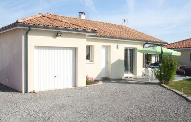 Construction maison Vinette – Maisons d'en France Sud Ouest