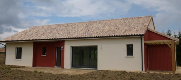 maison laure constructeur agr maisons de qualit. Black Bedroom Furniture Sets. Home Design Ideas