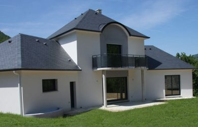 Maison contemporaine – Maisons Aquitaine