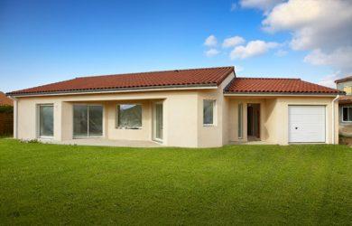 Maison contemporaine – Bati-Terre
