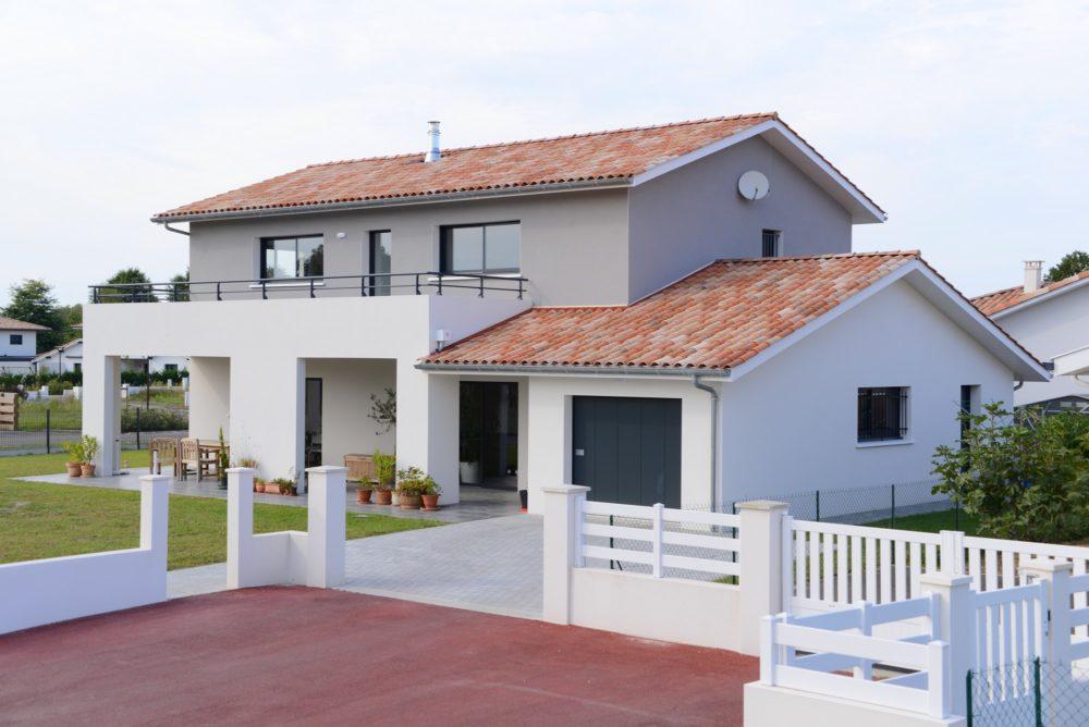 Maisons d en france sud ouest constructeur agr maisons for Constructeur maison sud est