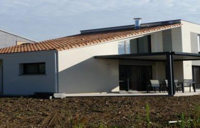 Maison contemporaine – Espace Habitat