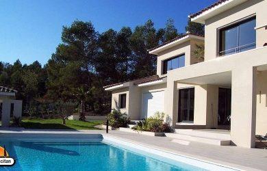 Construction maison Le Mas Occitan
