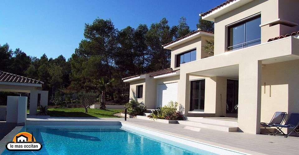 Maison en occitan segu maison for Constructeur bastide