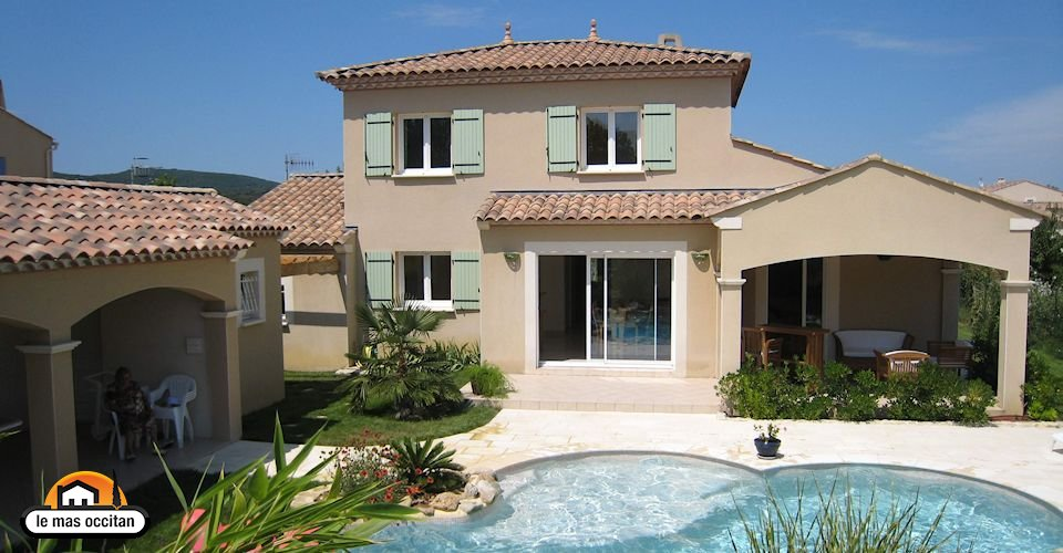 Maison en occitan ventana blog for Maison occitane