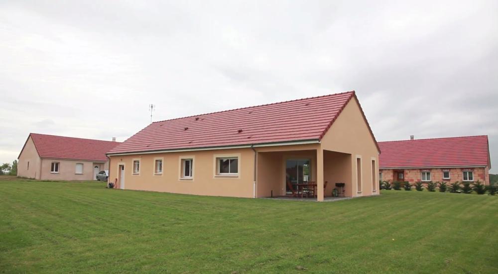 Scabb constructeur agr maisons de qualit for Constructeur maison contemporaine auvergne