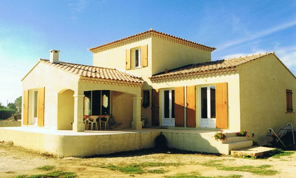 Maisons toits de france constructeur agr maisons de for Recherche constructeur