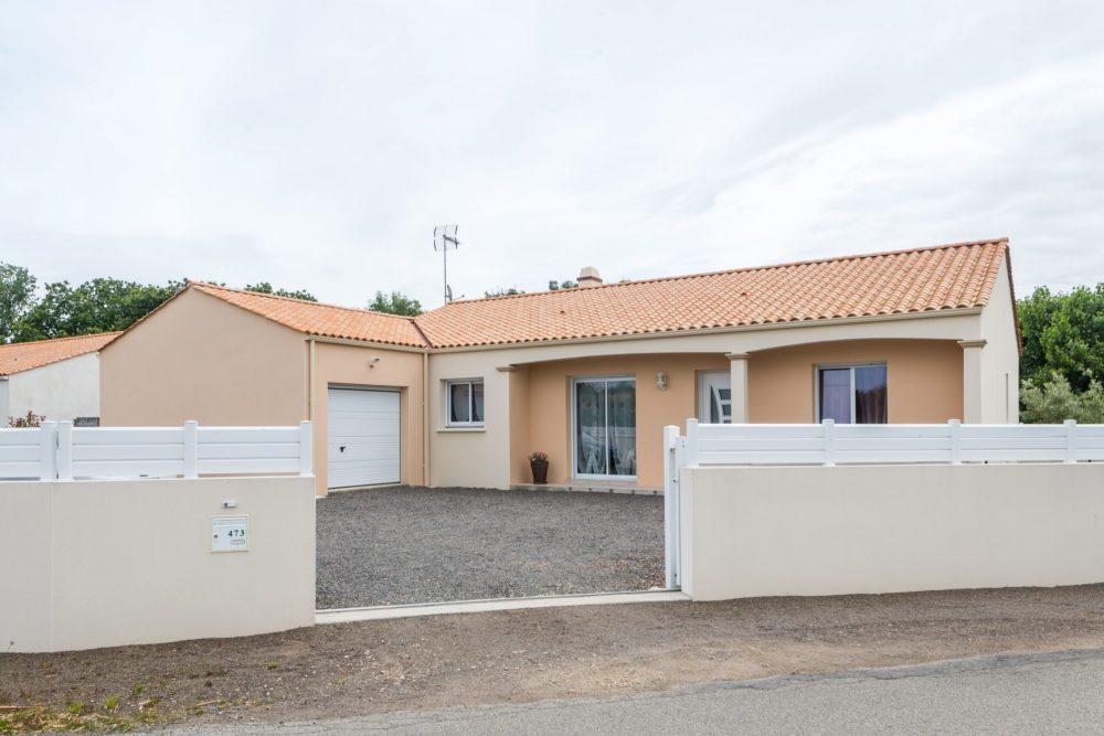 Logis de vend e constructeur agr maisons de qualit for Constructeur maison moderne vendee