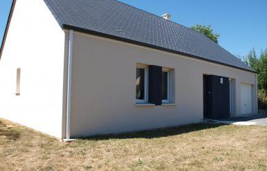Maison de plain-pied à Cinq-Mars-La-Pile (37)
