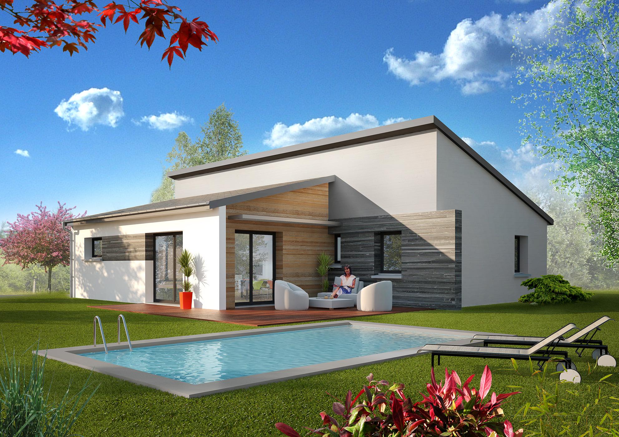 Maisons rocbrune constructeur agr maisons de qualit for Constructeur de maison 43
