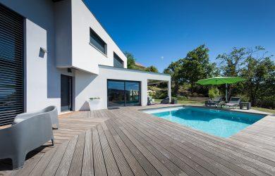 Maison cubique – Maisons ELAN