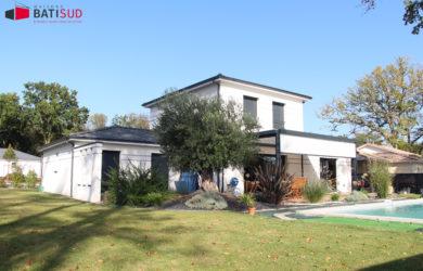 Maison contemporaine – BATI SUD