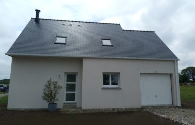 Maison HAITI à BERRIC (Morbihan) – Maison PEP'S