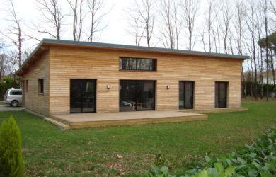 Maison bois – Dubourg Constructions