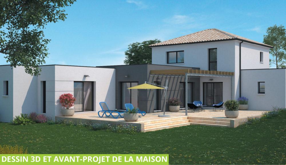 Construction Maison Individuelle Poitiers Idees