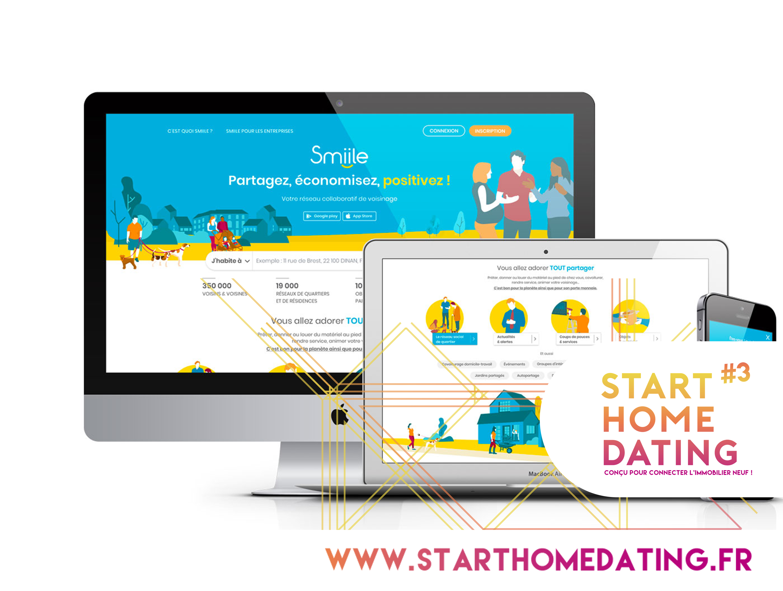 Start Home Dating Smiile