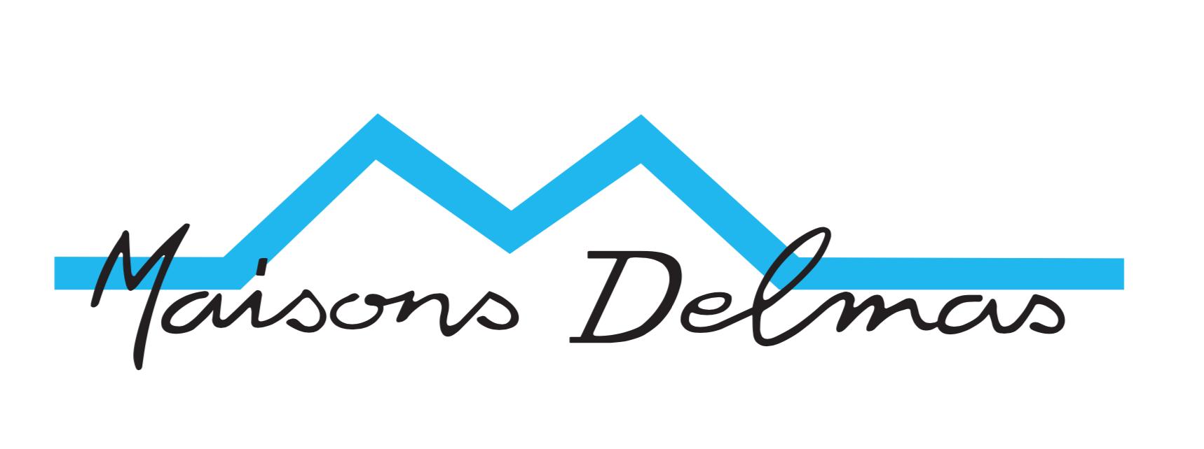 logo maisons delmas